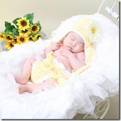 とわちゃんknit-yellow